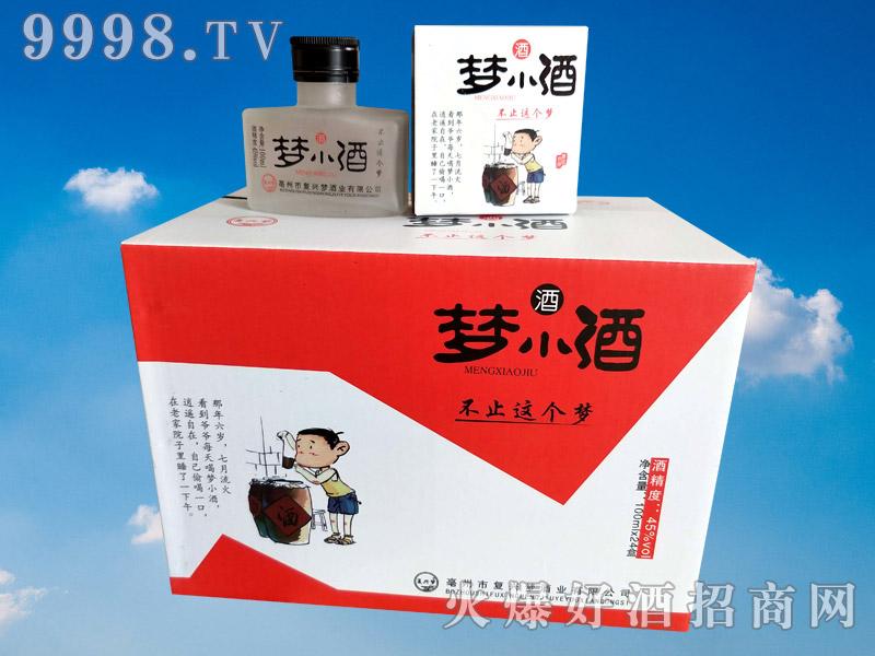 梦小酒・梦小酒100mlx24盒