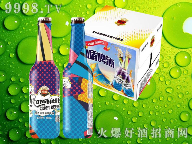 凯盾原浆精酿啤酒300ml