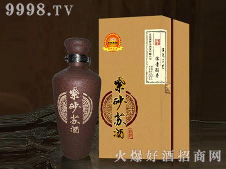紫砂苏酒・巨匠