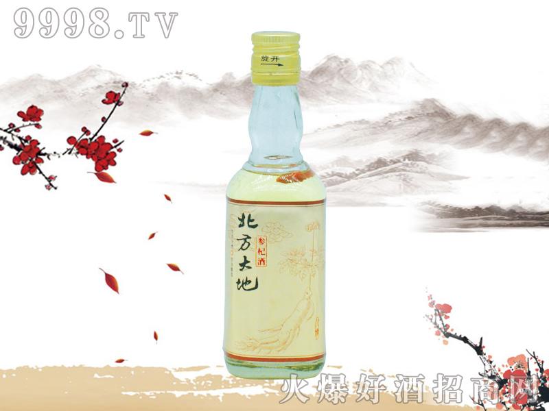 北方大地参杞原浆(方瓶)