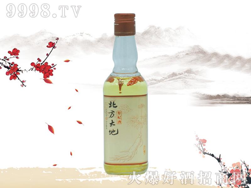 北方大地人参酒(方瓶)