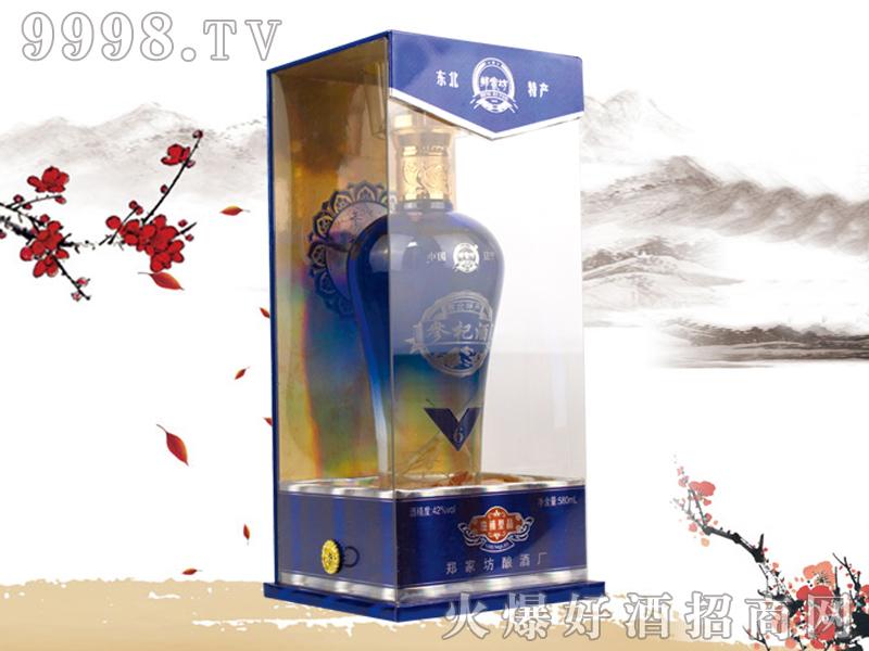 郑家坊参杞酒(V6)