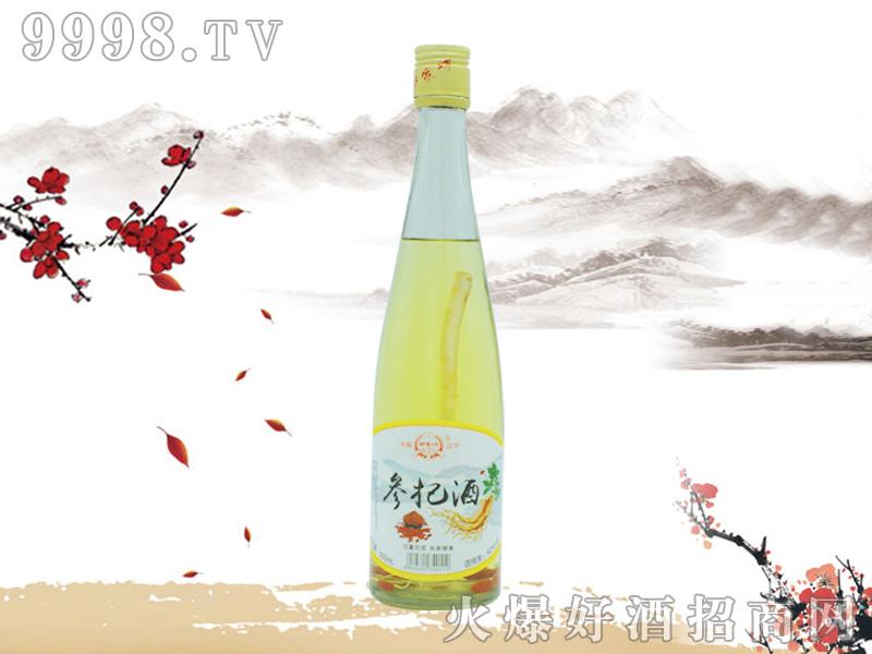 郑家坊参杞酒500ml