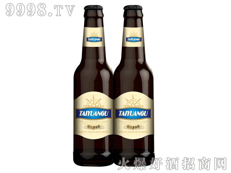 招商产品:泰源谷啤酒218ml(1x24瓶)%>&#13招商公司:青岛崂山泉啤酒有限公司