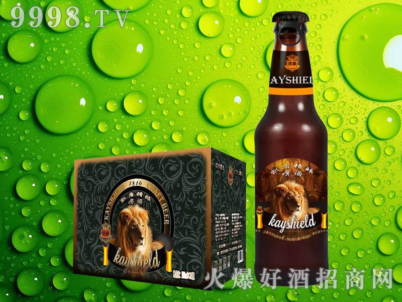 凯盾精酿啤酒1816 330ml×24瓶