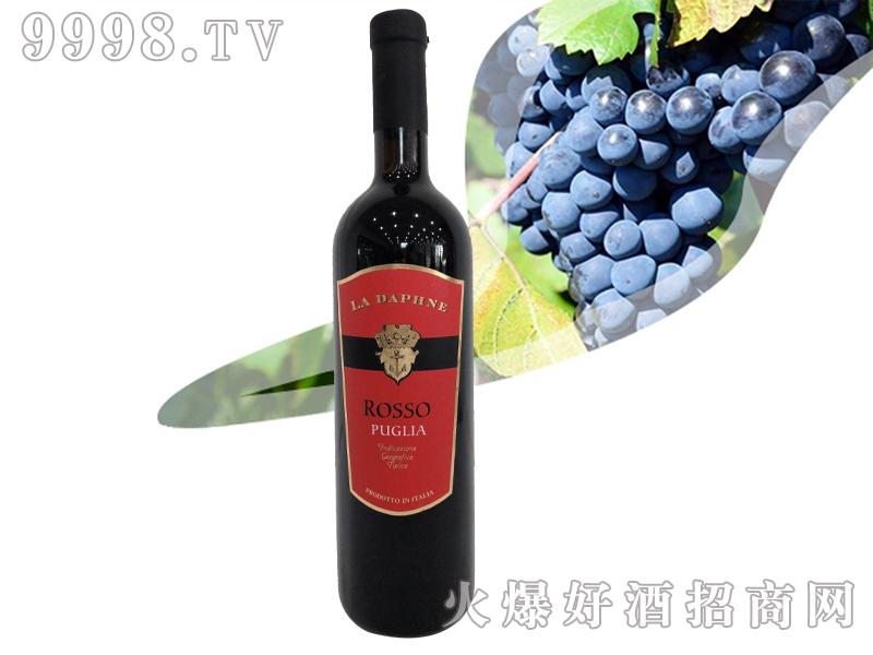 意大利达芬妮普利亚干红葡萄酒