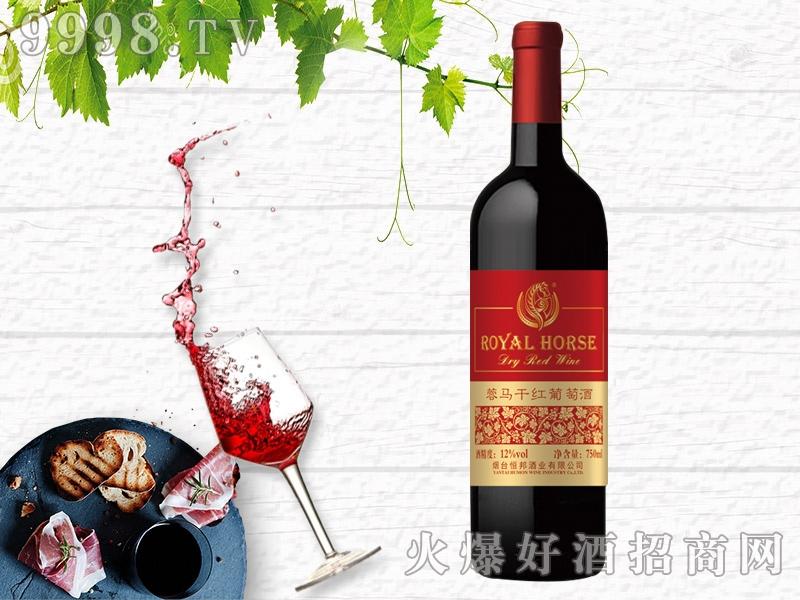 蓉马干红葡萄酒红枫叶