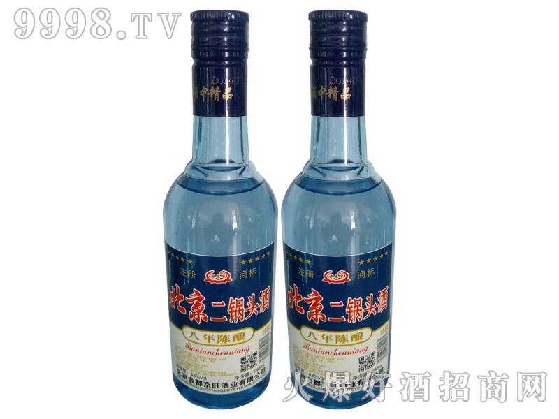京易泉北京二锅头酒陈酿8 248ml