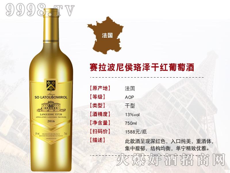 进口干红葡萄酒系列-(13)