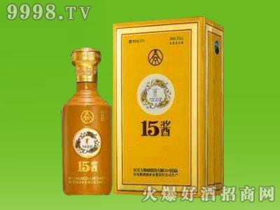 五粮液15酱年份礼盒(30版)