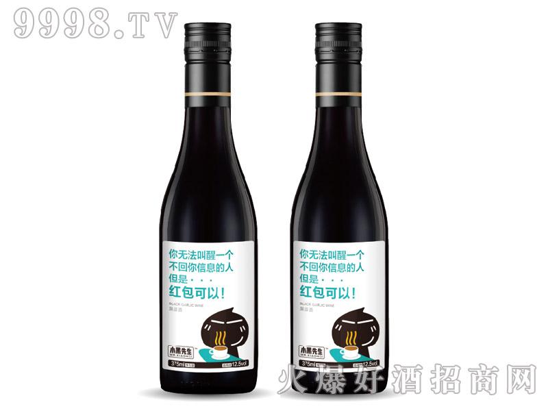 小黑先生黑蒜酒・广交际-好酒招商信息