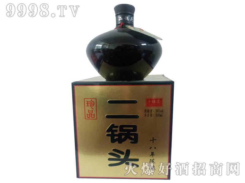 牛栏宴珍品二锅头酒500ml