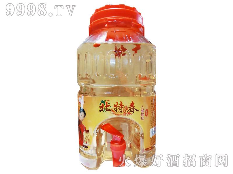 北特春人参枸杞露酒-白酒招商信息