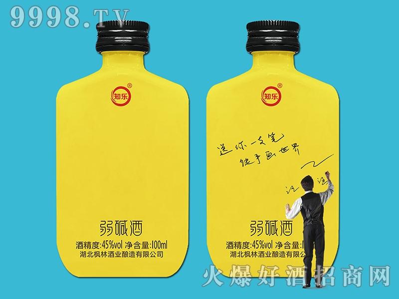 知乐弱碱酒・小黄瓶
