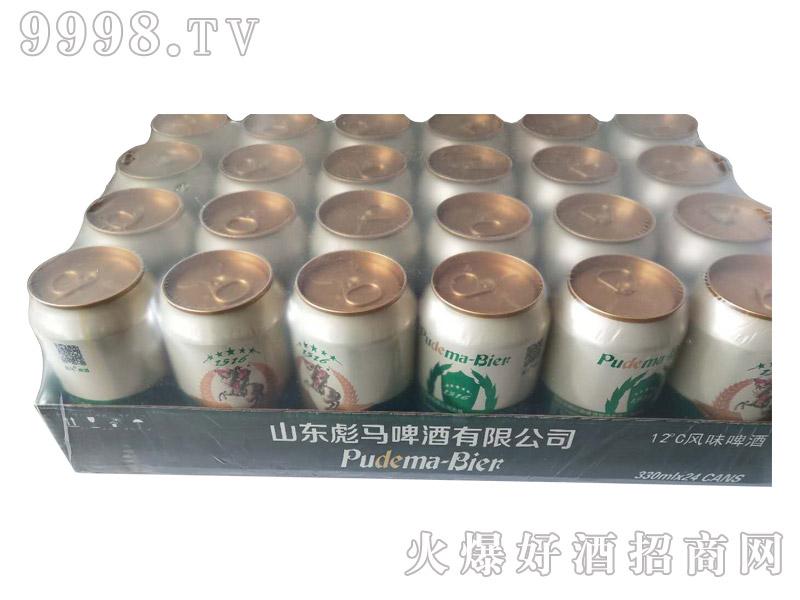 彪马啤酒330ml×24罐