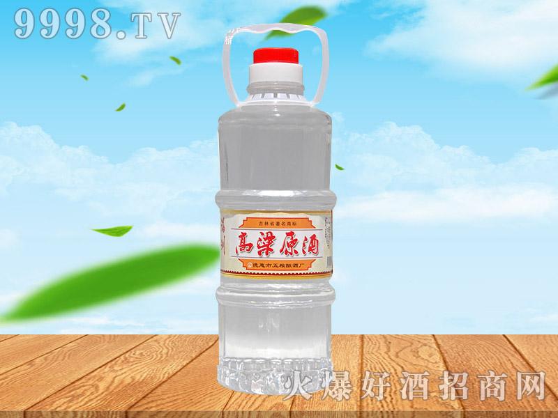 满洲高粱原酒52°3.5L×6桶