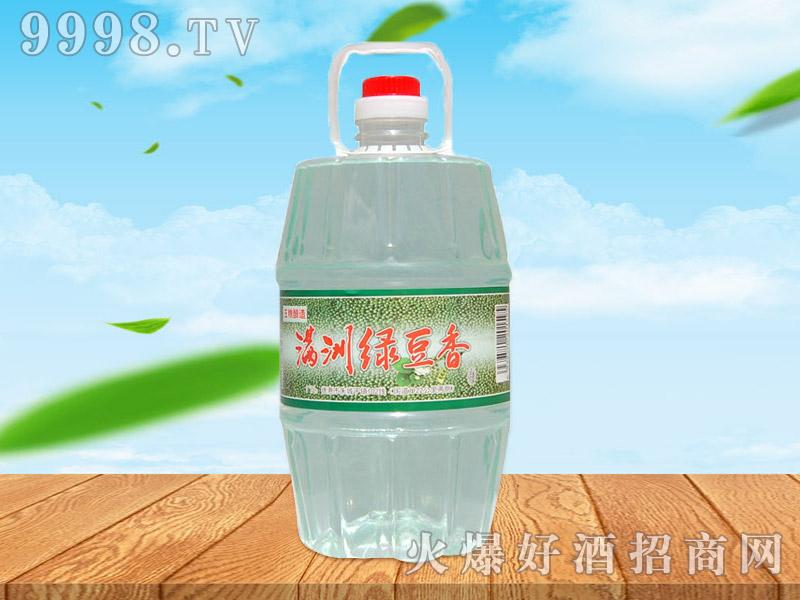 满洲绿豆香酒42°1L×12桶