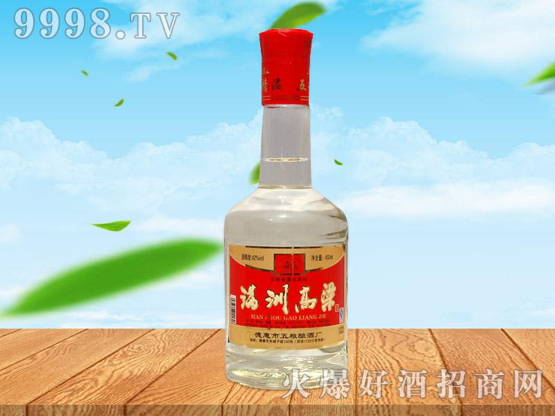 满洲高粱酒42°450ml×12瓶