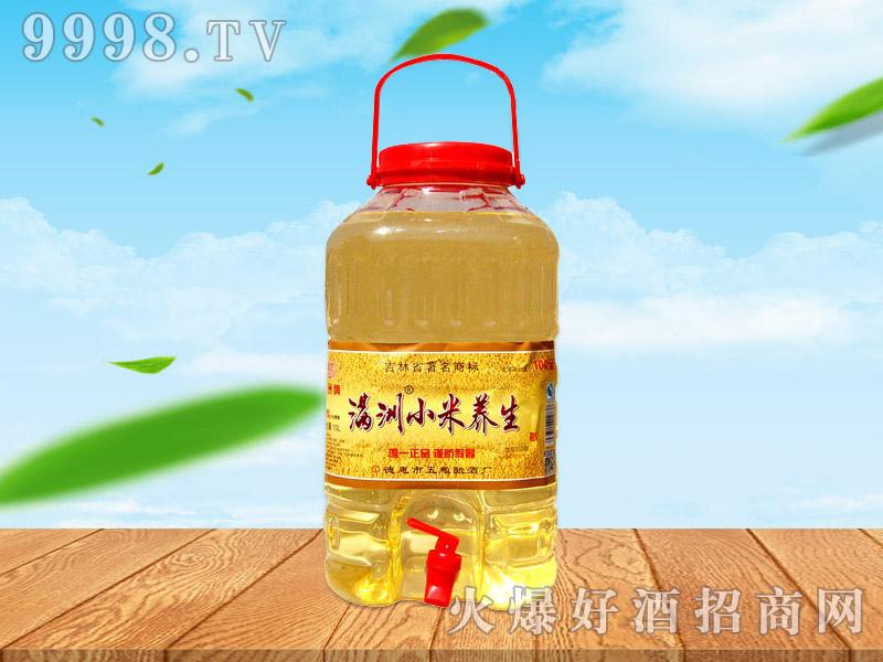满洲小米养生酒10L×2桶