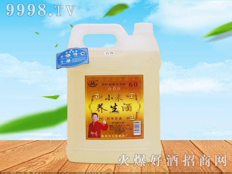 满洲小米养生酒3.6L