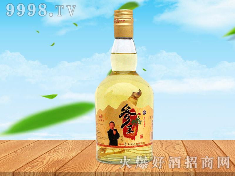 满洲参王酒500ml(瓶装)