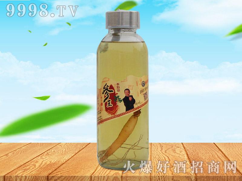 满洲参王酒410ml(口杯)