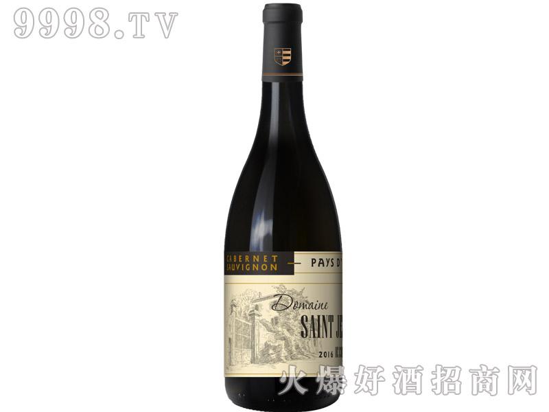 圣殿勇士庄园赤霞珠干红葡萄酒