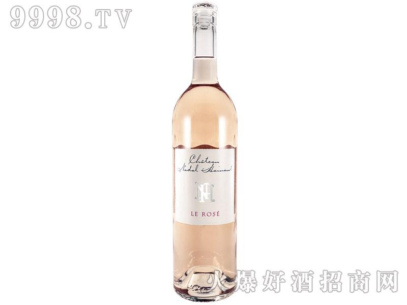 宠爱桃红葡萄酒