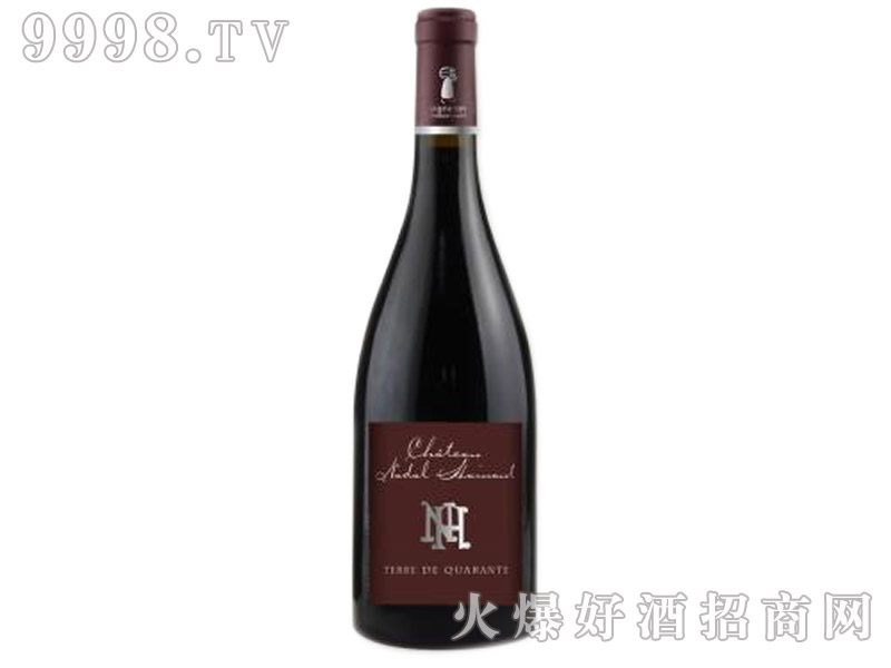 纳达尔・爱诺庄园红土地致醇干红葡萄酒