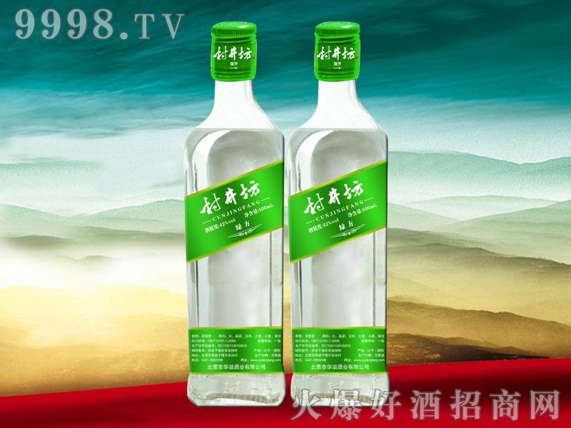 村井坊酒绿方-白酒招商信息
