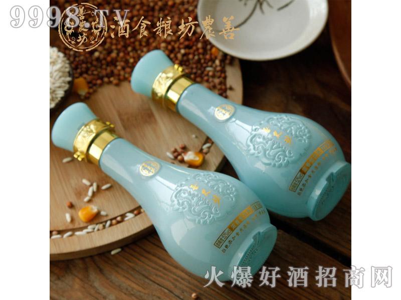 善农坊粮食酒・小善(展示图三)-白酒招商信息