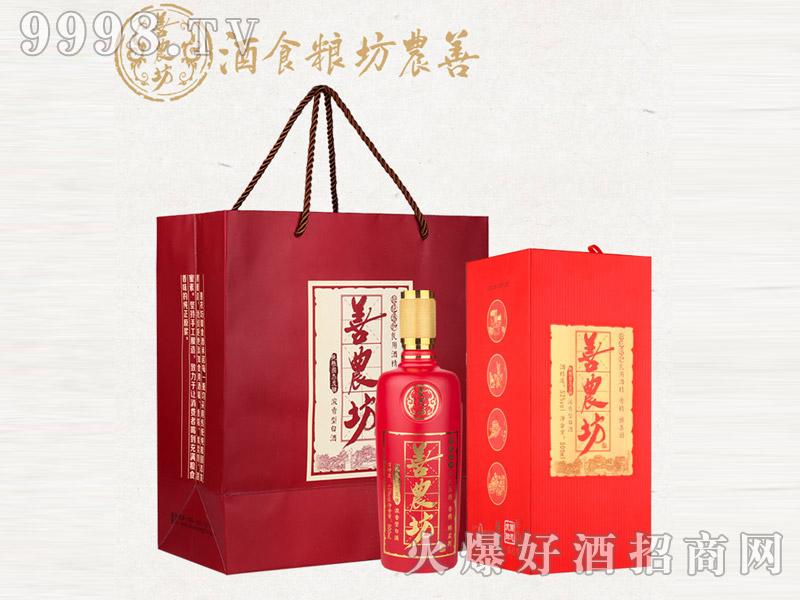 善农坊粮食酒・明坊(展示图三)-白酒招商信息