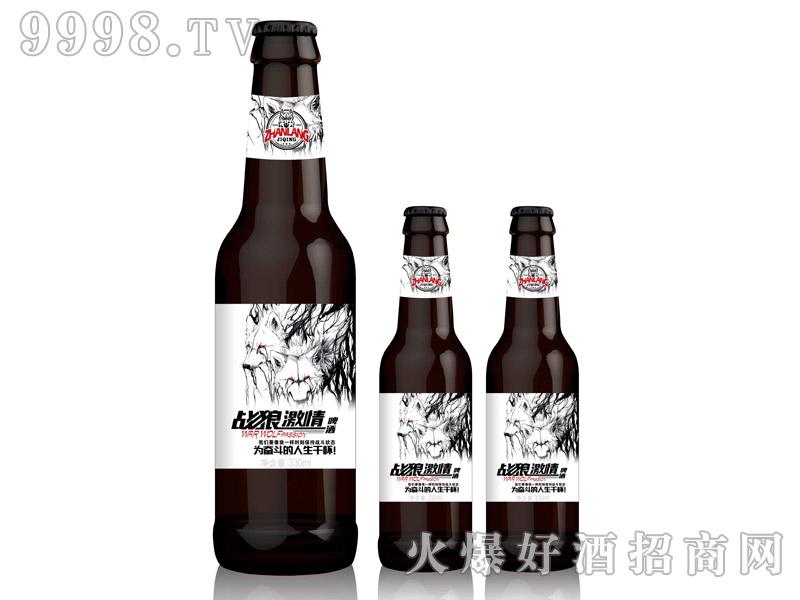 战狼激情啤酒・330ml棕瓶