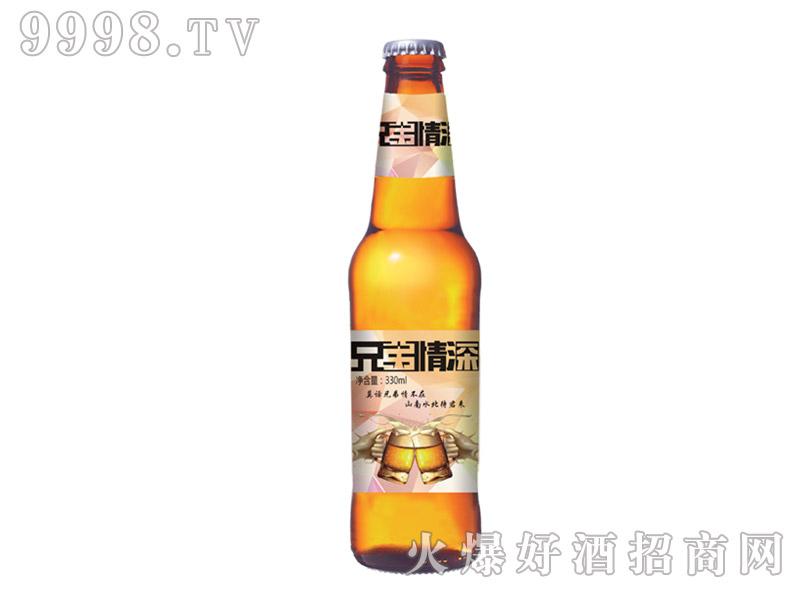兄弟情深啤酒330ml