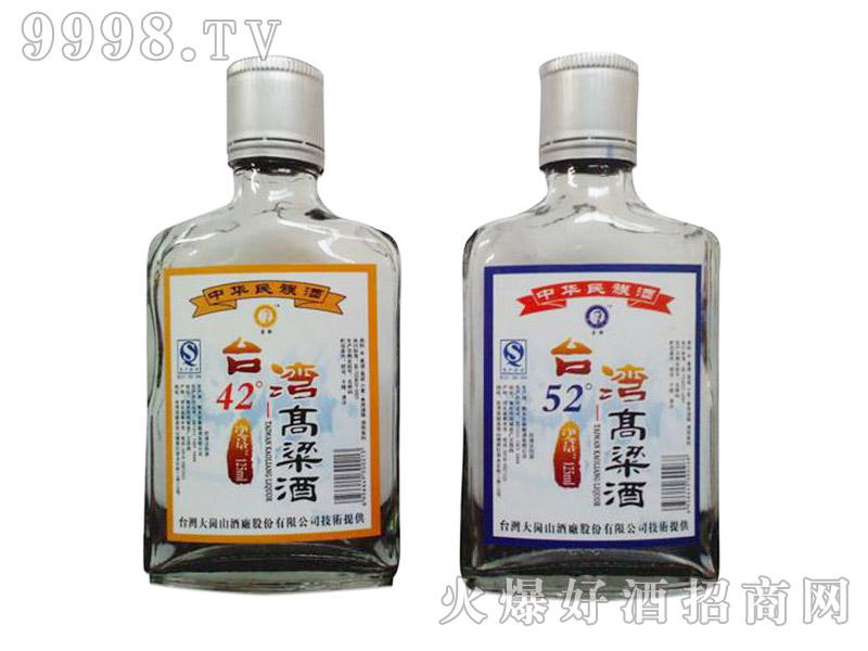 台湾高粱酒小台岛42°52°125ml