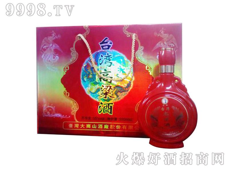 台湾高粱酒礼盒55°550ml