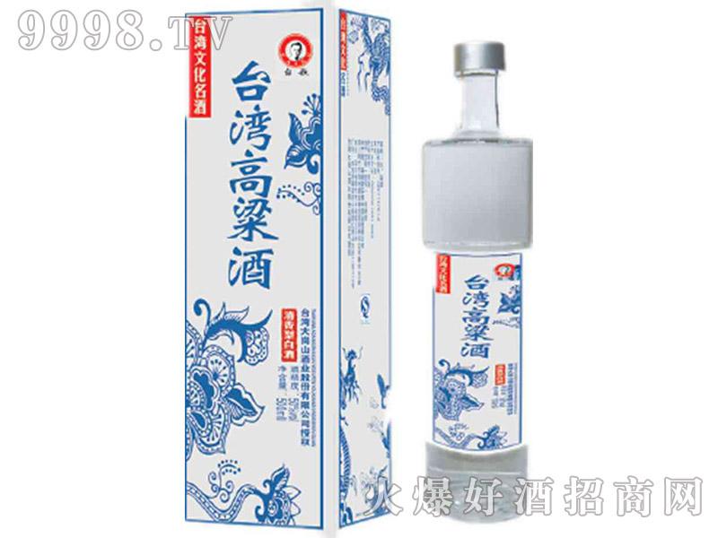 台湾高粱酒银如意45°500ml