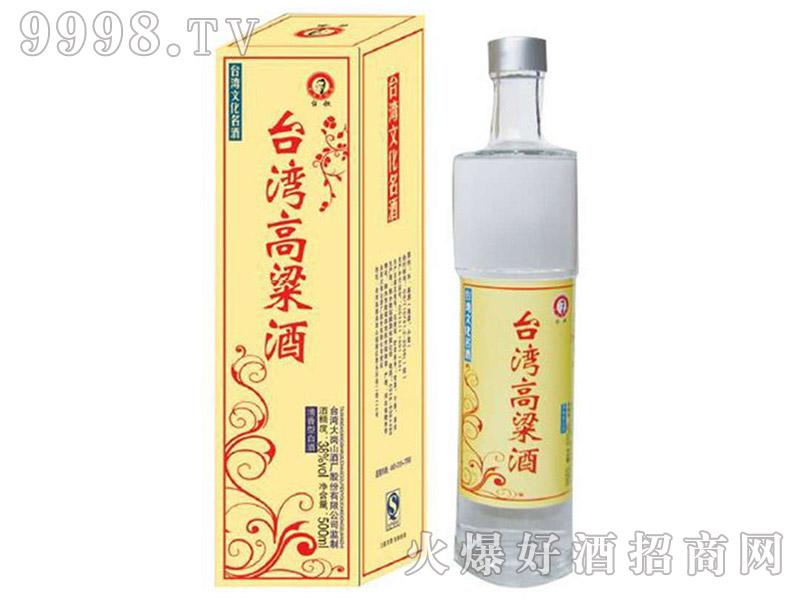 台湾高粱酒金如意38°52°500ml