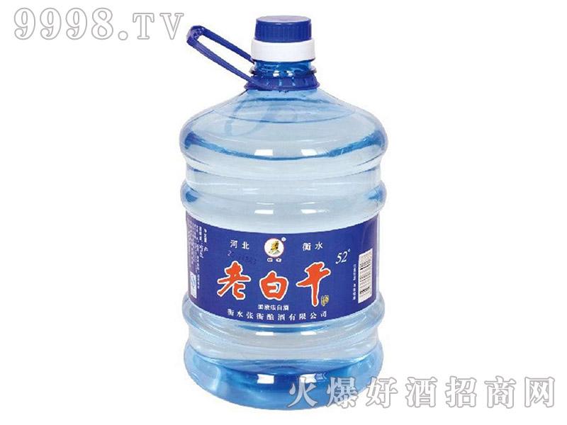 张衡老白干酒52°4L(桶酒)