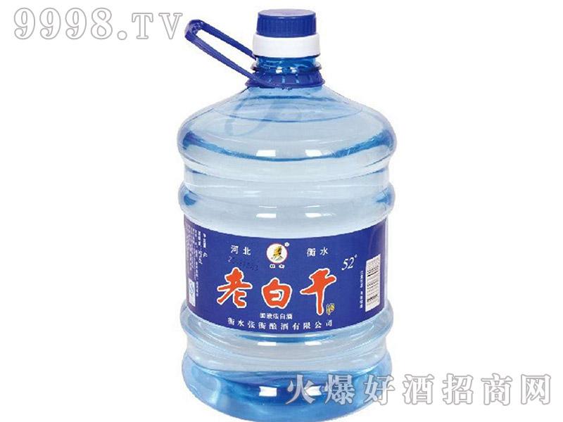 张衡老白干酒60°4L(桶酒)