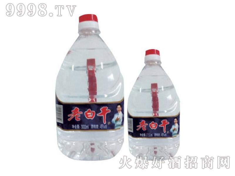 张衡老白干酒45°(桶酒)