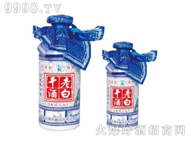 张衡老白干酒青花6