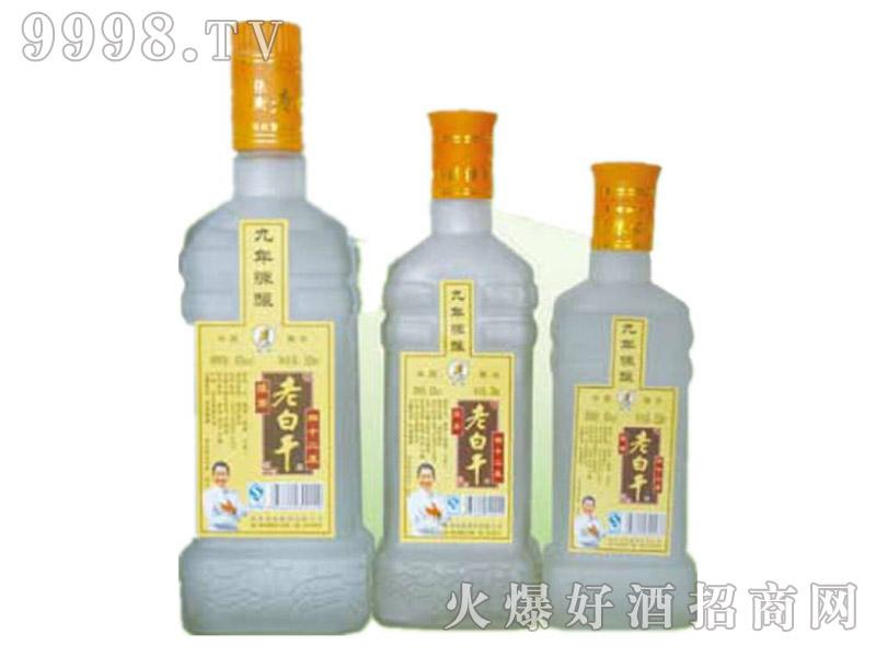 张衡老白干酒陈酿9