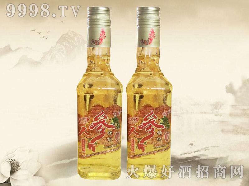 人参枸杞酒42°