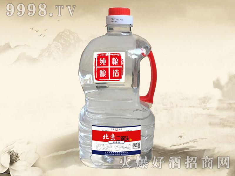 龙迎北京二锅头酒50°2.5L