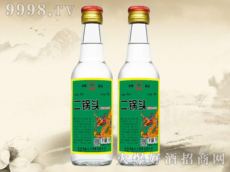 龙迎二锅头陈酿白酒42°