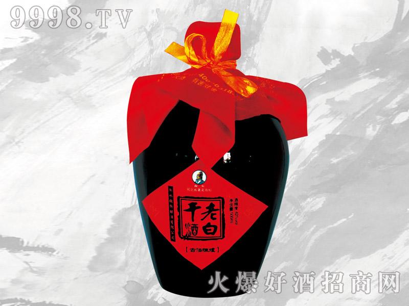 张衡老白干酒福坛42°500ml×12(黑)