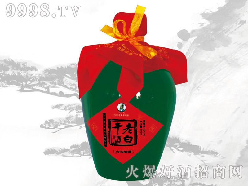 张衡老白干酒福坛42°500ml×6(磨砂)