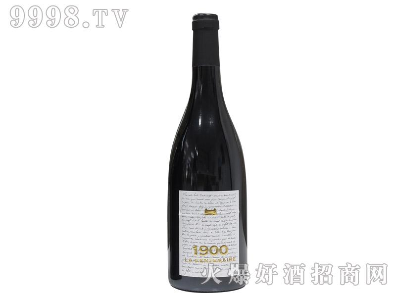 纳达尔・爱诺庄园1900老藤干红葡萄酒