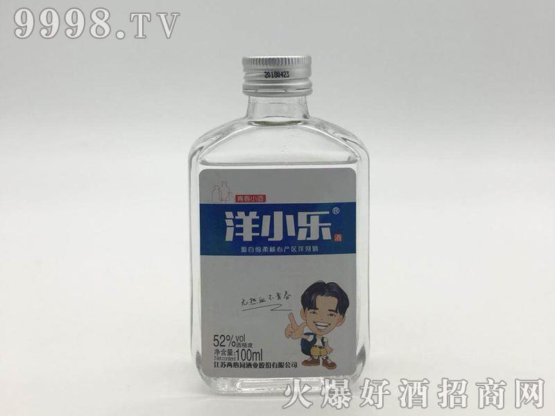 洋小乐酒100ml